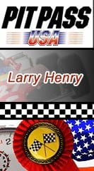 Pit Pass USA with Larry Henry