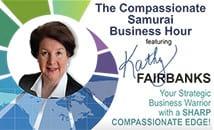 The Compassionate Samurai Business Hour