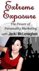 Extreme Exposure: The Power of Personality Marketing