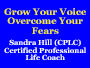 Grow Your Voice, Overcome Your Fears