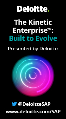 The Kinetic Enterprise(tm): Built to Evolve, Presented by Deloitte