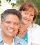 Melissa Martinez and Andrew Areffi