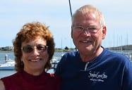 Rudi Raab and Julie Freestone